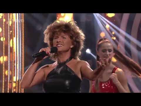 Leona Machálková - jako Tina Turner