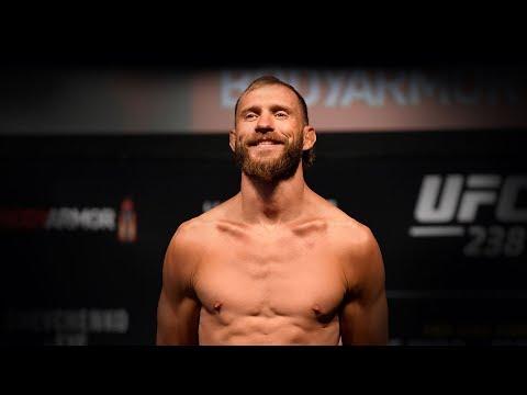 La pesée de l'UFC Vancouver