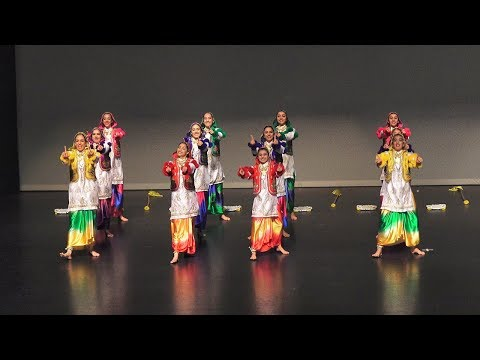 Royal Academy of Bhangra (Royal Queenz) - Second Place @ Bhangra in the 6ix 2018