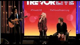 Grace VanderWaal   Ur So Beautiful Live   The Trevor Project