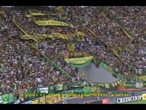 """""""Defensa y Justicia 3 River Plate 3"""" Barra: La Banda de Varela • Club: Defensa y Justicia"""