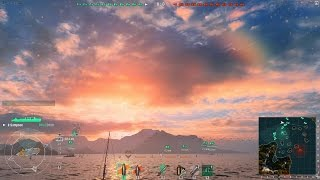 World Of WarShips : The War Of The Giants