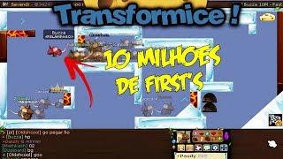 TRANSFORMICE - Prosaza RELÂMPAGO Gameplay #8 (Passei