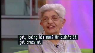 Freddie Mercury's Mother and Sister on The One Show