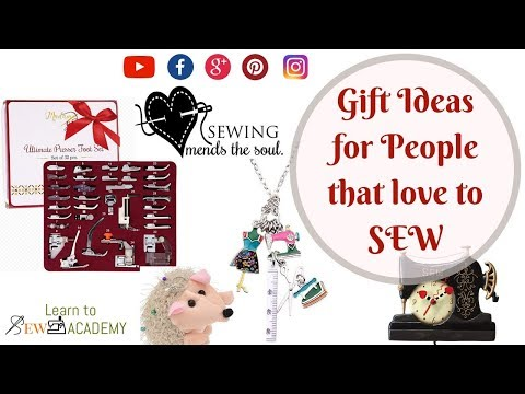 Gifts for People that Love to Sew