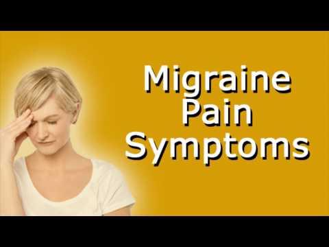 Video Migraine Pain Symptoms