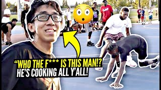 """"""" Stop F***ING Playing W/ ME!"""" UNEXPECTED Hooper Goes OFF vs BIL West Coast Squad!"""