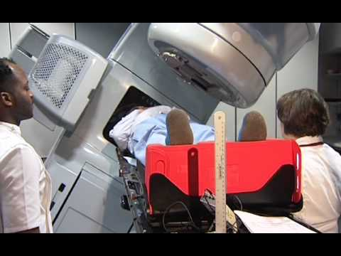 Video KENT ONCOLOGY CENTRE: Prostate Radiotherapy Treatment Film