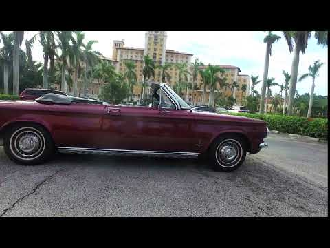 Video of '63 Corvair Monza - MF9G