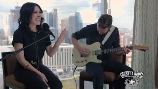 Aubrie Sellers 'Sit Here & Cry'  Country Rebel Skyline Sessions