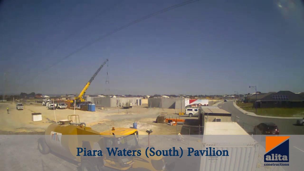 Panel Lift @ Piara Waters (South) Pavilion