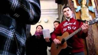 """Tvůj Pán (Žďárská hymna) - schola Pozořice """"Pošukov"""" (neděle 6.2.2011)"""