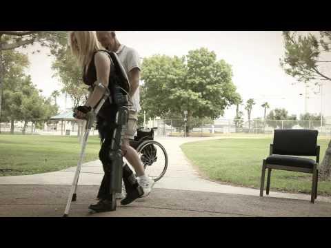 Экзоскелет ReWalk для парализованных людей поступил в свободную продажу в США