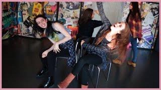 Cimorelli Plays Musical Chairs - Cimorelli Takes Europe
