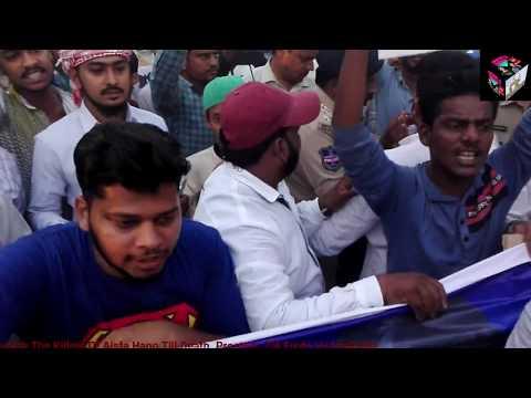 We Demand Justice For Asifa    Zi4 Frnds Hyderabadiz..