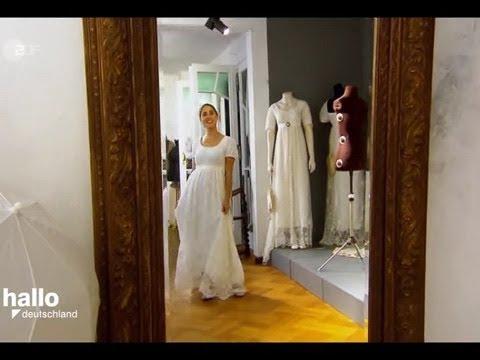 Hochzeit im Empirekleid - Kostümwerkstatt Gandiva
