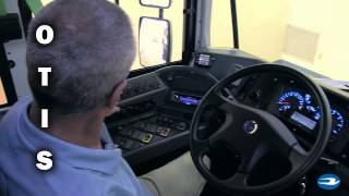 How to Drive a Blue Bird Propane-Powered Bus