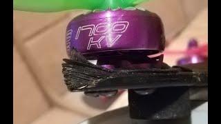 FPV racer karbantartás - Karbon/kar javítás