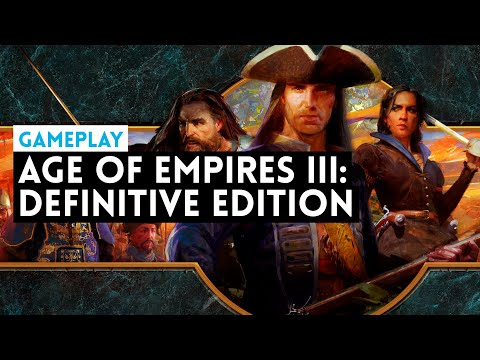 Gameplay de Age of Empires III: Definitive Edition
