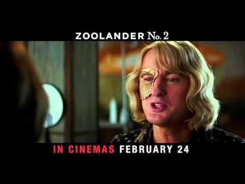 Get ready! #Zoolander2 is in cinemas tomorrow, Feb 24!