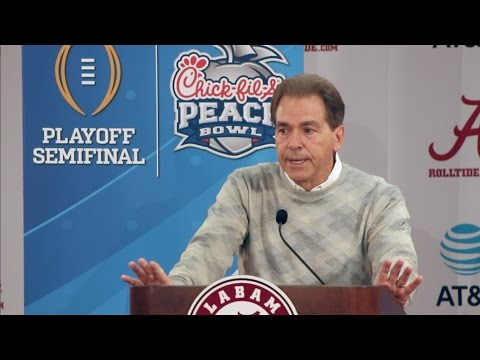 Nick Saban statement on Lane Kiffin leaving for Florida Atlantic