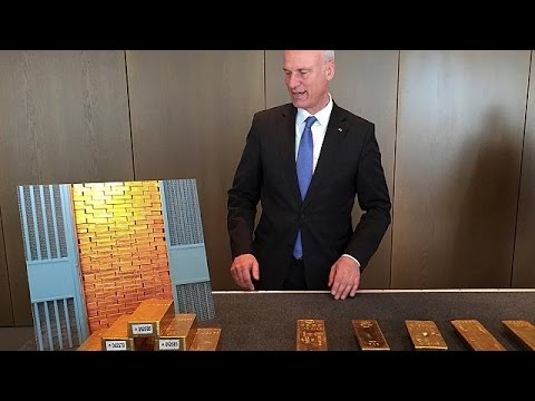 H Γερμανία επιταχύνει τον επαναπατρισμό του χρυσού της από Παρίσι και Νέα Υόρκη – economy