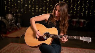 Martin SC-13E Acoustic-Electric Guitar   First Impressions With Angela Petrilli