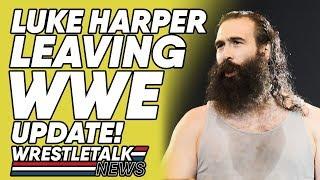 Luke Harper Leaving WWE UPDATE?! Sandman Wrestling Controversy! WrestleTalk News Dec. 2019