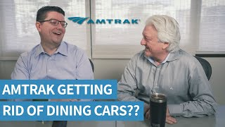Why Amtrak is Ditching Their Dining Car | The Business Newsroom Episode 26