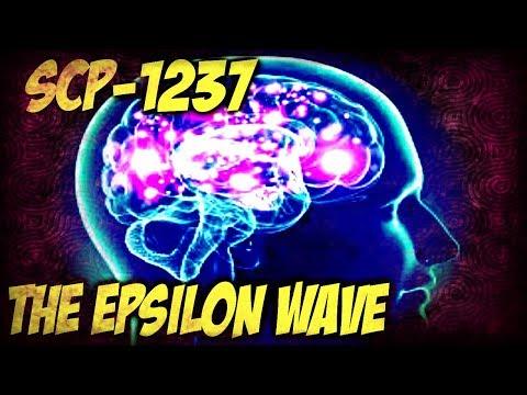 SCP-1237 The Epsilon Wave | Keter class | sleep / k class scenario / telekinetic scp
