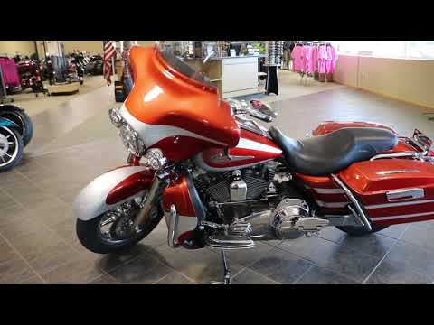 2008 Harley-Davidson CVO™ Screamin' Eagle® Ultra Classic® Electra Glide® in Carroll, Iowa - Video 1