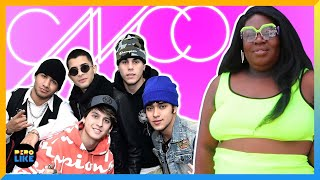 A Boy Band Styled Me For A Week Feat. Cnco