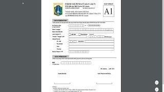 Cetak Form & Alur PPDB Online SMA DKI 2016/2017 @ Jakarta.siap-ppdb.com
