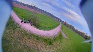 First Time FPV (Acro-mode)