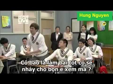 Hài Hàn Quốc - Cô Giáo Lee