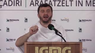 IGMG Vorsitzender - Genel Ba?kan? | Arafat-Rede 2016 von Kemal Erg�n - Kemal Erg�n'�n 2016 Arafat konu?mas?