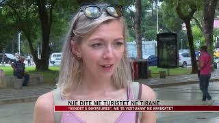 Një Ditë Me Turistët Në Tiranë - News, Lajme - Vizion Plus
