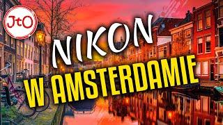 Nikon w Amsterdamie