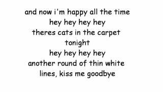 Sweet Addiction - Cats In The Carpet (lyrics)