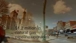preview picture of video 'Natural Gas Pipeline Modernization: Bloomington (:15)'