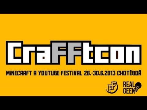 Vyžírka bude na CraFFtconu v Chotěboři (2013)