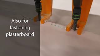 Screwing as fastening method