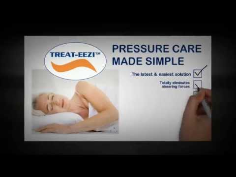 Treat Eezi Pressure injury prevention