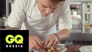 Шеф-повар ресторана Buro TSUM Владимир Чистяков учит вас готовить тунца