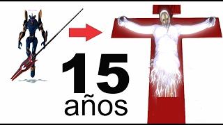 Explicación: Evangelion 3.0 - ¿Que paso en los 15 años perdidos?