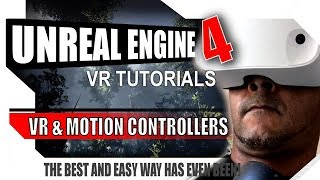 Unreal Engine 4 VR Tutorials - Adding Motion Controllers