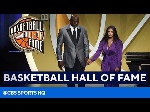 2020 Basketball Hall of Fame Ceremony Recap: Kobe Bryant, Kevin Garnett, Tim Duncan   CBS Sports HQ