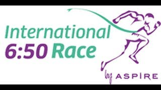 preview picture of video 'International 6:50 Race by Aspire'
