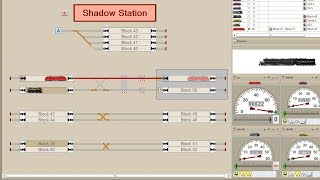 Traincontroller 51 - New Switchboard Elements : Gates and Crossovers