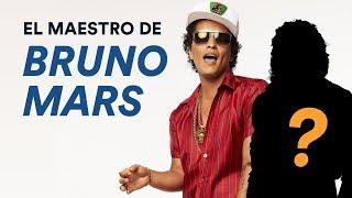 Quien enseño a Bruno Mars a bailar sus canciones, The Lazy Song, 24k, The Way you are y otros